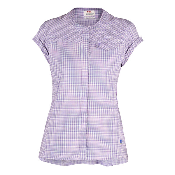 Fjällräven Abisko Stretch Shirt CS Frauen - Outdoor Bluse