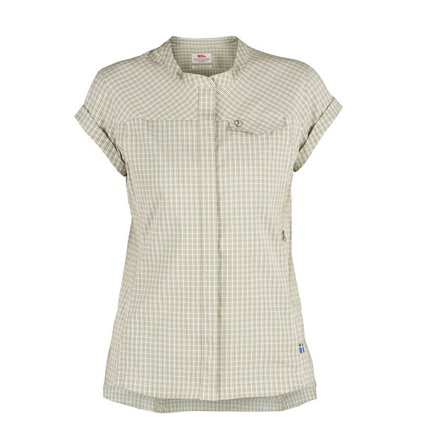 Fjällräven ABISKO STRETCH SHIRT CS W Frauen - Outdoor Bluse