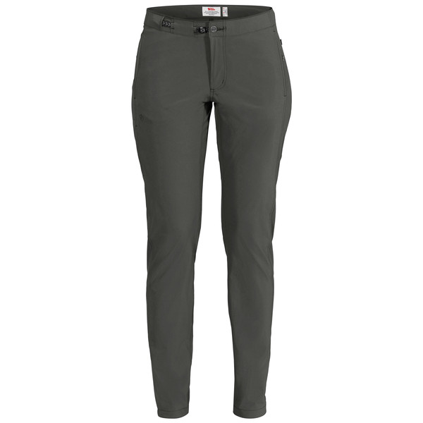 Fjällräven HIGH COAST TRAIL TROUSERS W Frauen - Freizeithose