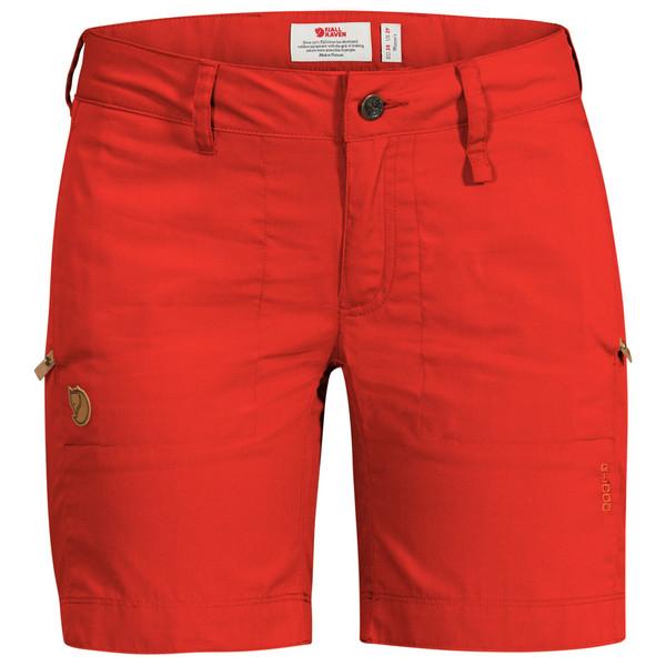 Fjällräven ABISKO SHADE SHORTS W Frauen - Shorts