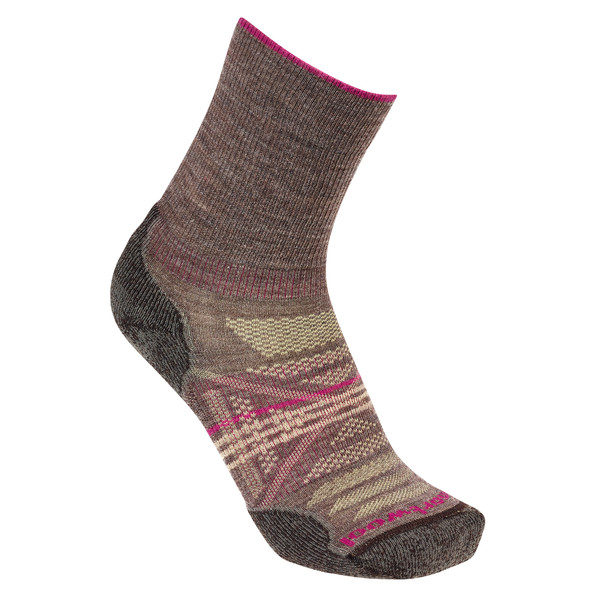 Smartwool WOMEN' S PHD OUTDOOR LIGHT CREW Frauen - Wandersocken
