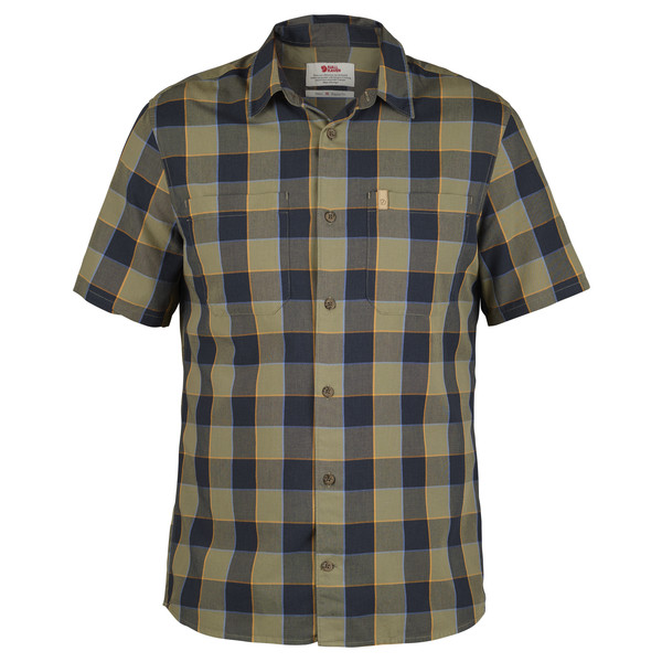 Fjällräven High Coast Big Check Shirt SS Männer
