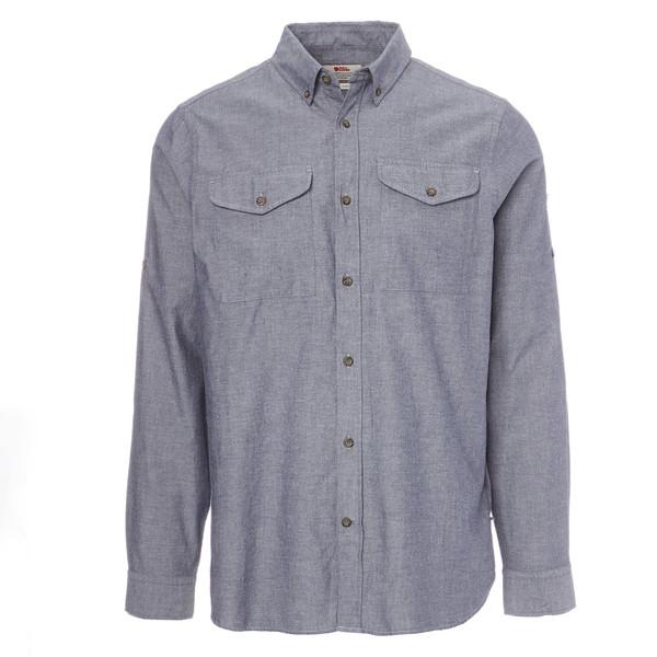 Fjällräven ÖVIK CHAMBRAY SHIRT M Männer - Outdoor Hemd