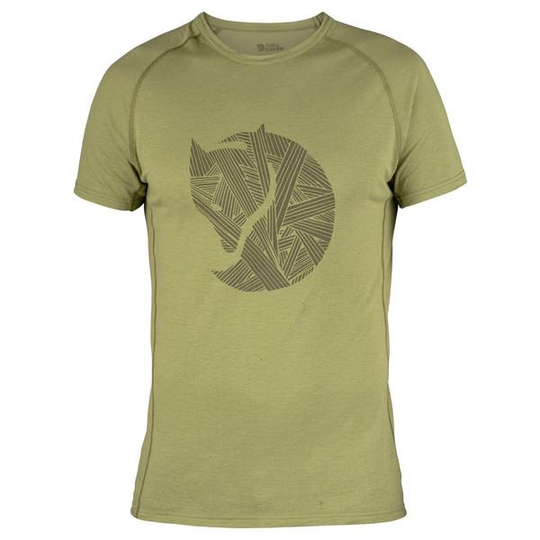 Fjällräven Abisko Trail T-Shirt Print Männer - T-Shirt