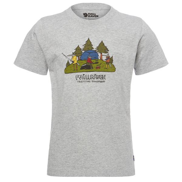 Fjällräven Camping Foxes T-Shirt Kinder - T-Shirt