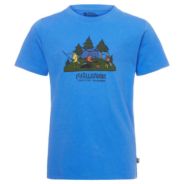 Fjällräven KIDS CAMPING FOXES T-SHIRT Kinder - T-Shirt