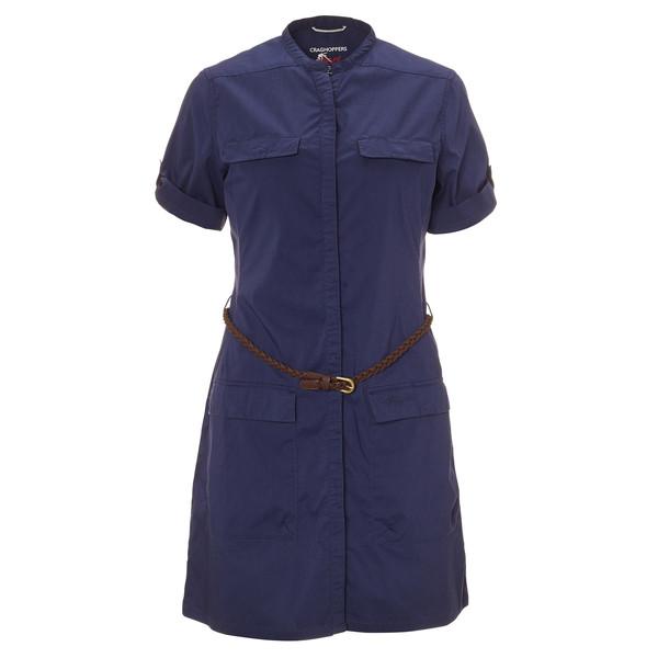 Craghoppers NosiLife Symone Shirt Dress Frauen - Mückenschutz Kleidung