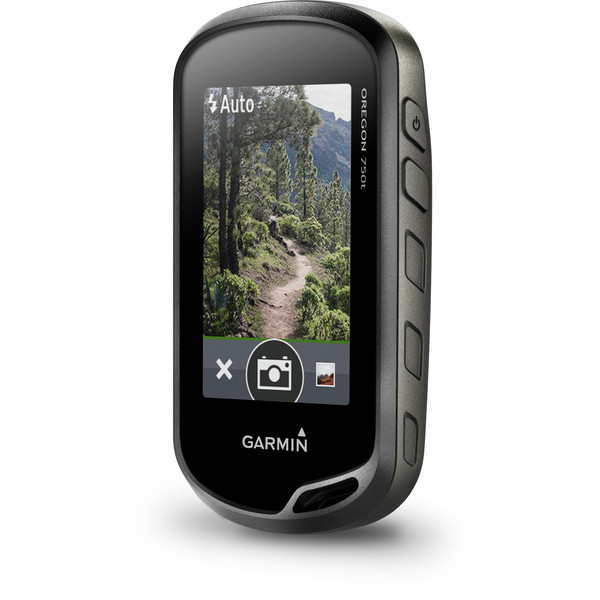 Garmin Oregon 750t TopoActive Europe - GPS-Gerät