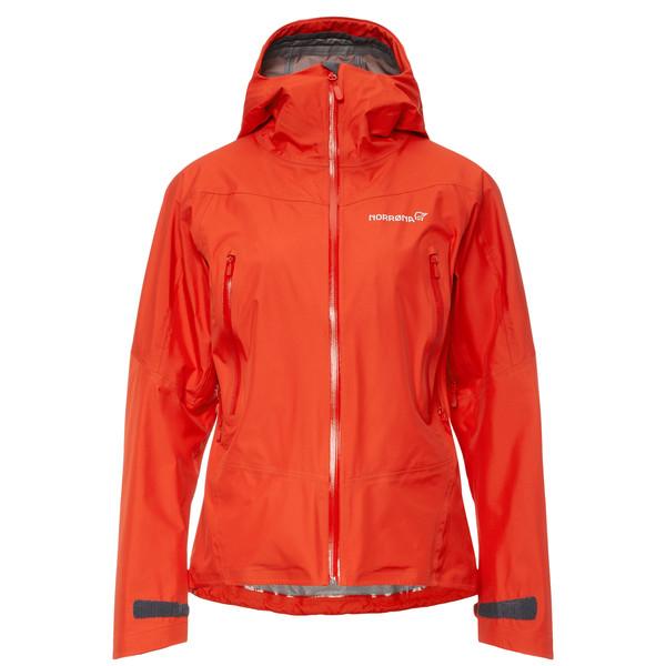 Norröna Falketind Gore Tex Jacket Frauen - Regenjacke