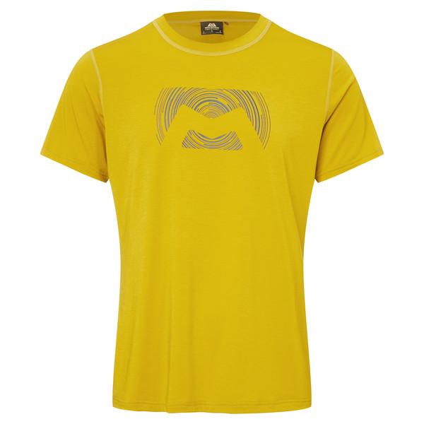 Mountain Equipment GROUNDUP LOGO + TEE Männer - Funktionsshirt