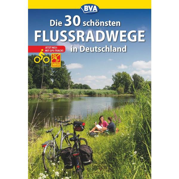 30 schönsten Flussradwege in Deutschland