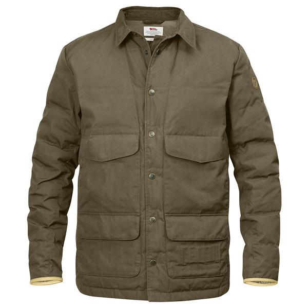 Sörmland Down Shirt Jacket
