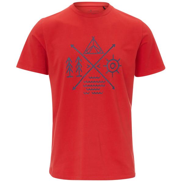 FRILUFTS GLARUS PRINTED T-SHIRT Männer - T-Shirt