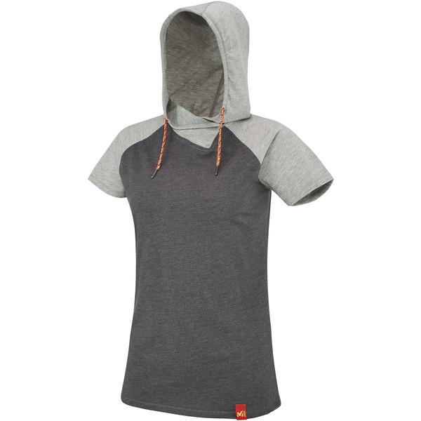 Millet LD Mada Roc Hoodie SS Frauen - T-Shirt