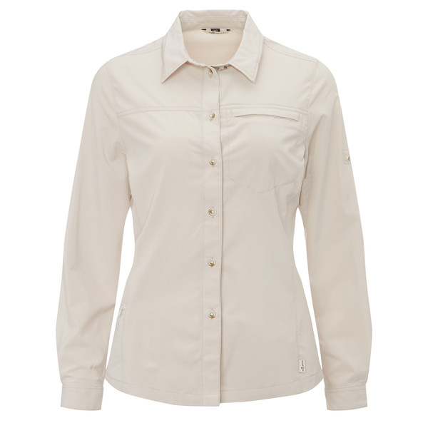 FRILUFTS CABRERA L/S SHIRT Frauen - Outdoor Bluse