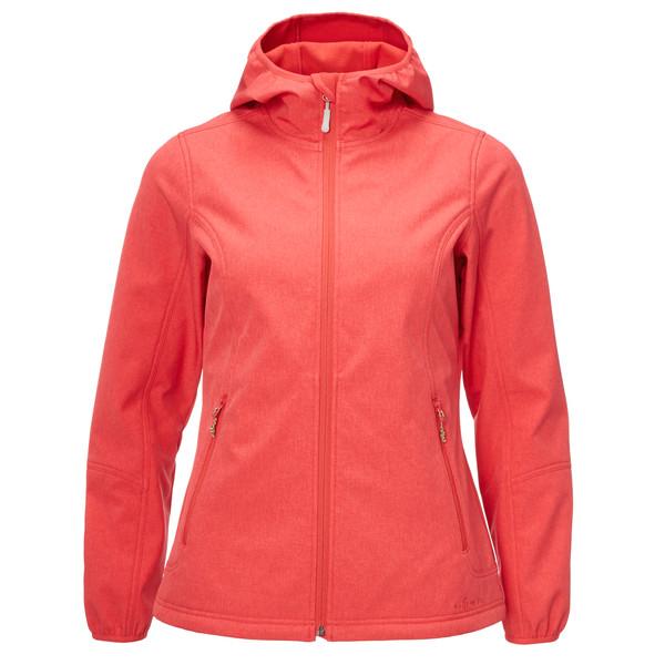 FRILUFTS Gardby Hooded Softshell Jacket Frauen - Softshelljacke