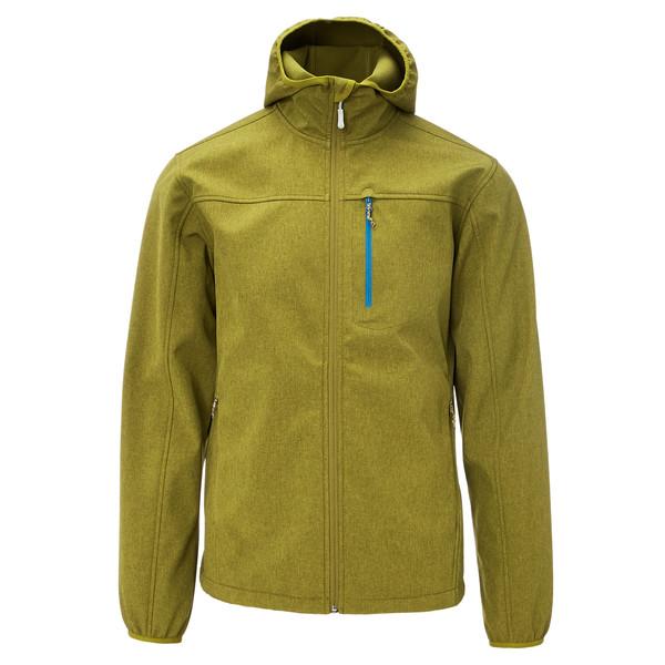 FRILUFTS Gardby Hooded Softshell Jacket Männer - Softshelljacke