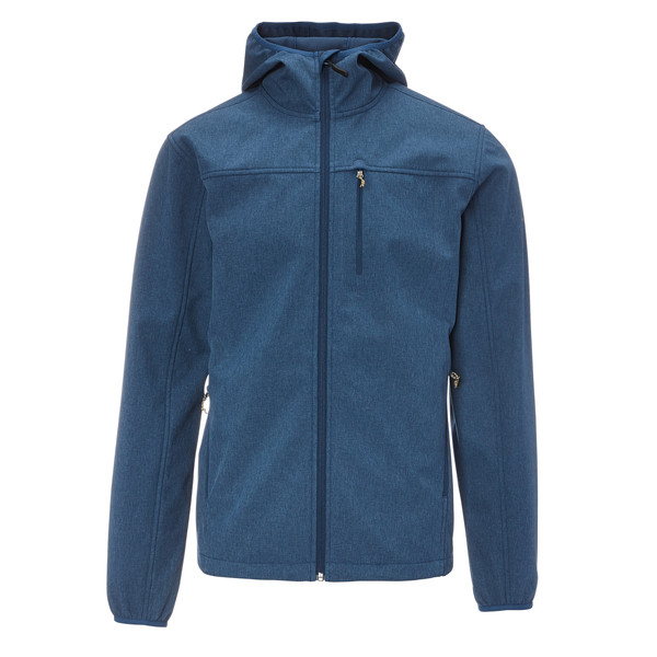 FRILUFTS Gardby Hooded Softshell Jacket Männer - Softshelljacke