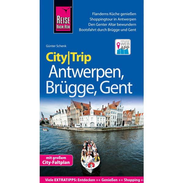 RKH CityTrip Antwerpen, Brügge, Gent