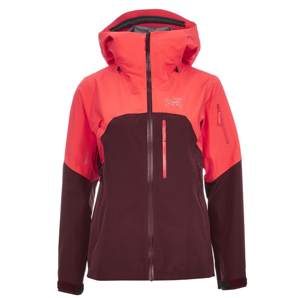 finest selection 3f104 861b9 Arc'teryx SHASHKA JACKET WOMEN' S Regenjacke