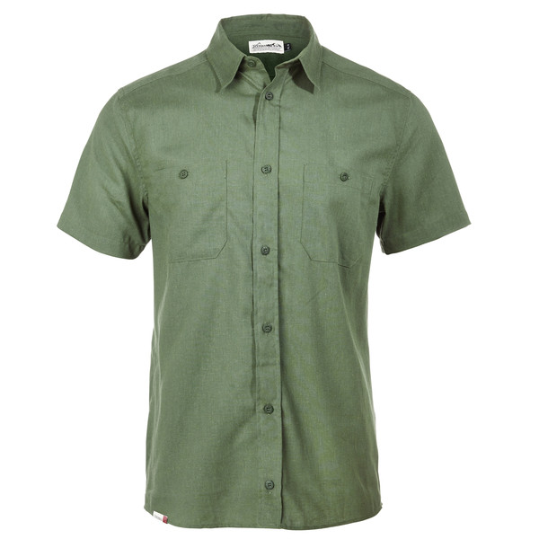 Kaiparo Hemp S/S Shirt
