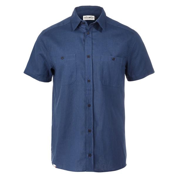 Tierra Kaiparo Hemp S/S Shirt Männer - Outdoor Hemd
