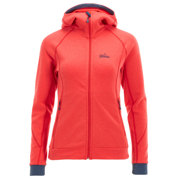 Aktse Hood Fleecejacket