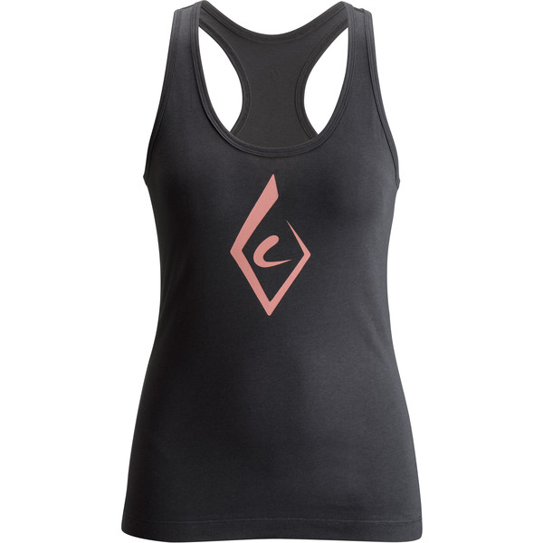 Black Diamond BRUSHSTROKE TANK Frauen - Trägershirt