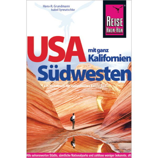 RKH USA Südwesten mit ganz Kalifornien