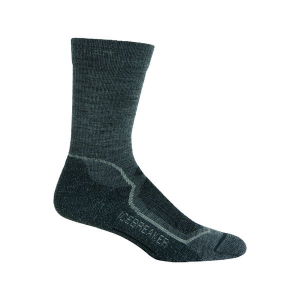 Icebreaker MENS HIKE+ LIGHT CREW Männer - Wandersocken