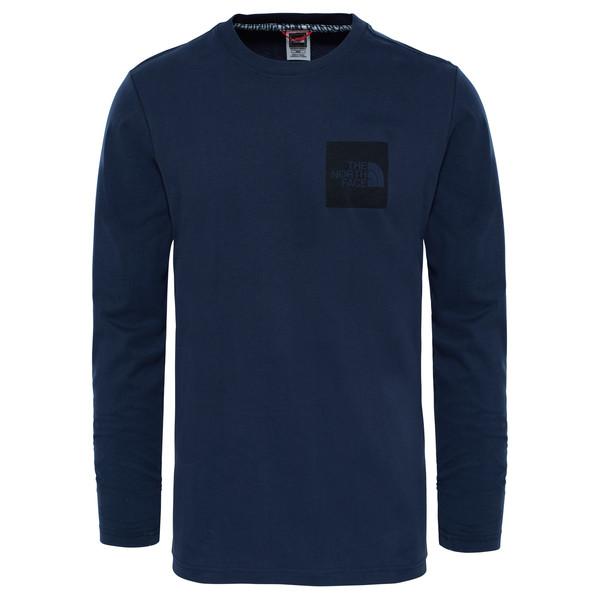The North Face Fine Tee L/S Männer - Langarmshirt