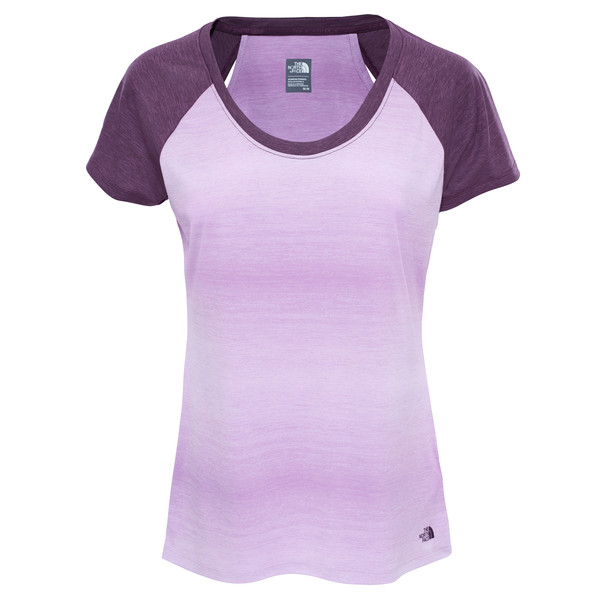 The North Face Adventuress Top S/S Frauen - Funktionsshirt
