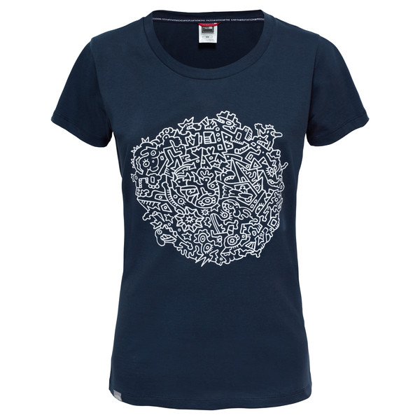 The North Face NSE Series Tee S/S Frauen - T-Shirt