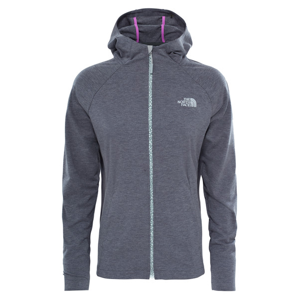 The North Face Tasaina Full Zip Hoodie Frauen - Fleecejacke