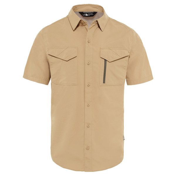 The North Face S/S SEQUOIA SHIRT Männer - Outdoor Hemd