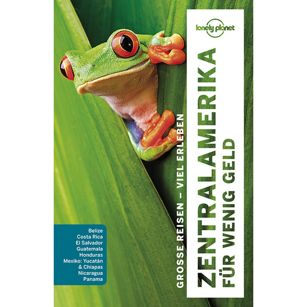 LP dt. Zentralamerika für wenig Geld