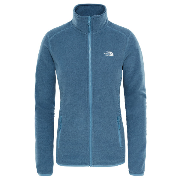 The North Face 100 Glacier Full Zip Frauen - Fleecejacke
