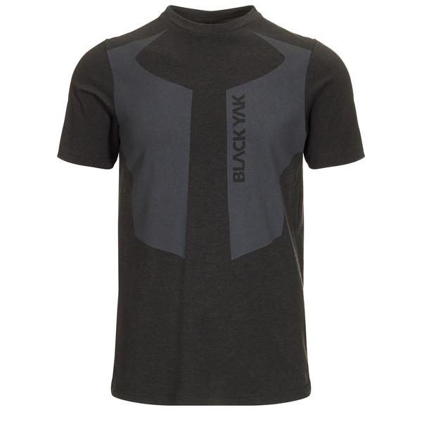 BlackYak Yak Silhouette T-Shirt Männer - T-Shirt