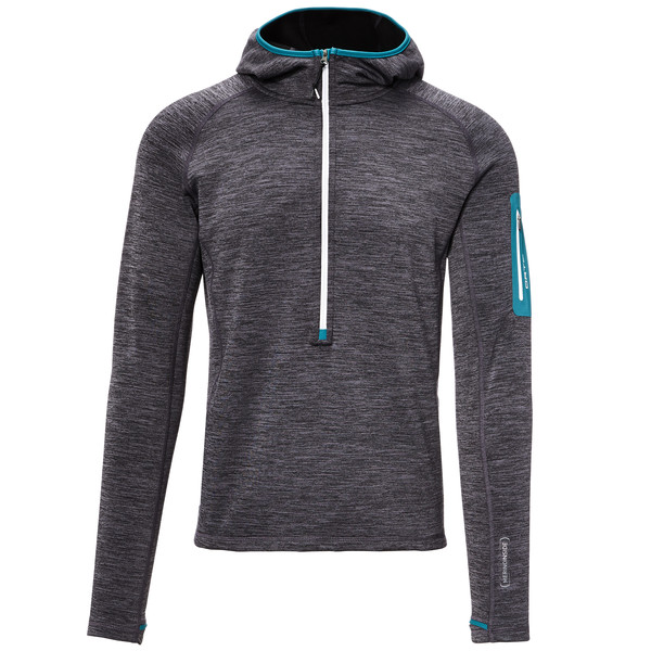 Ortovox Fleece Light Melange Z Männer - Fleecepullover