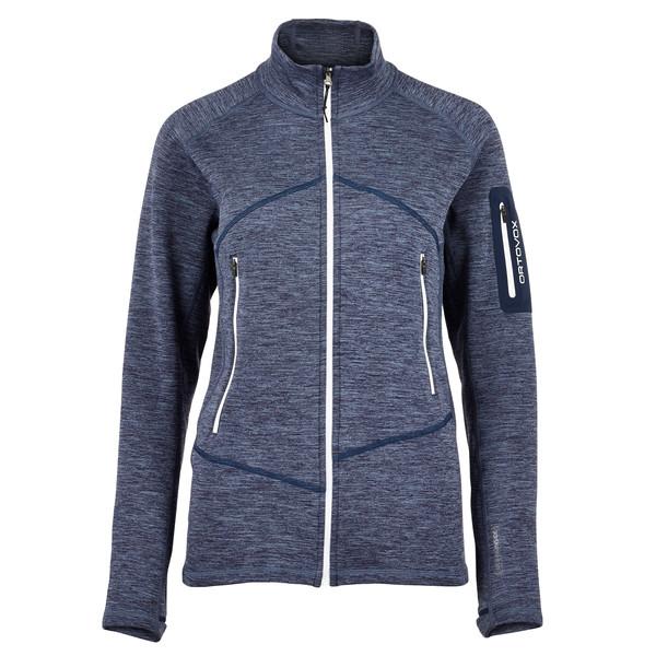 Ortovox Fleece Light Melange Jacket Männer - Fleecejacke