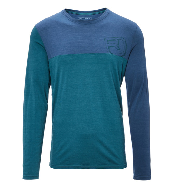 Ortovox 150 COOL LOGO LONG SLEEVE Männer - Funktionsshirt