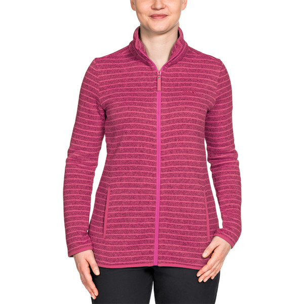 jack wolfskin caribou striped damen
