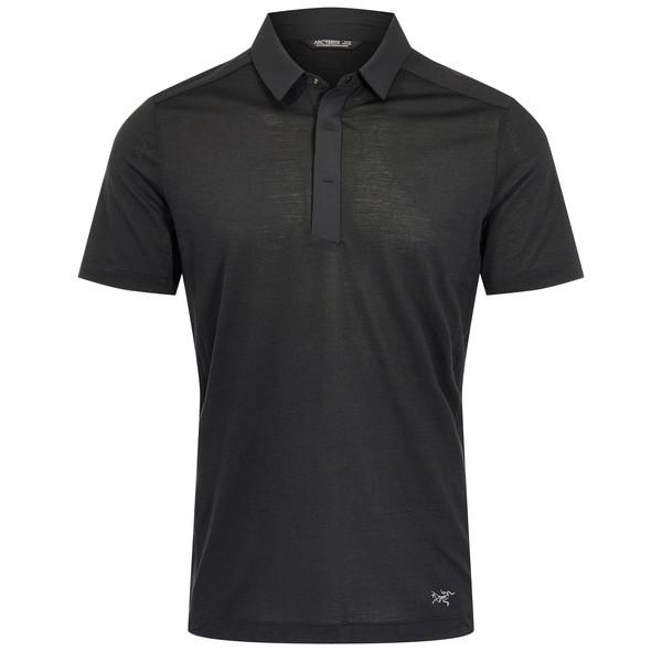 Arc'teryx A2B Polo S/S Männer - Funktionsshirt