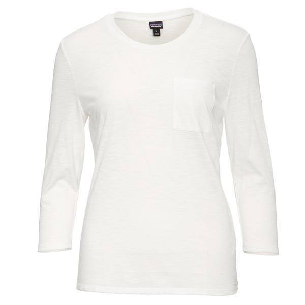 Patagonia Mainstay 3/4 Sleeved Top Frauen - Langarmshirt