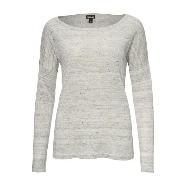 LW Linen Sweater