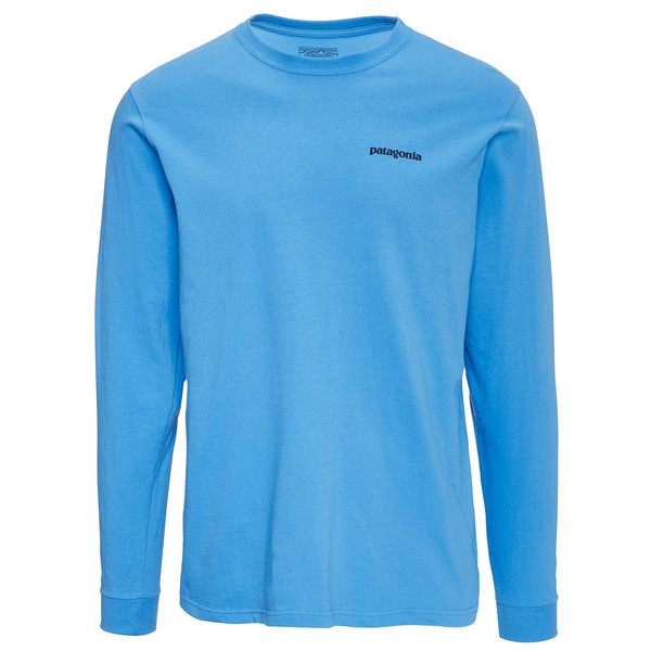L/S P-6 Logo Cotton T-Shirt