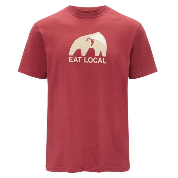 Eat Local Upstream Cotton T-Shirt