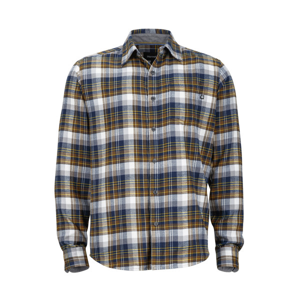 Fairfax Flannel L/S