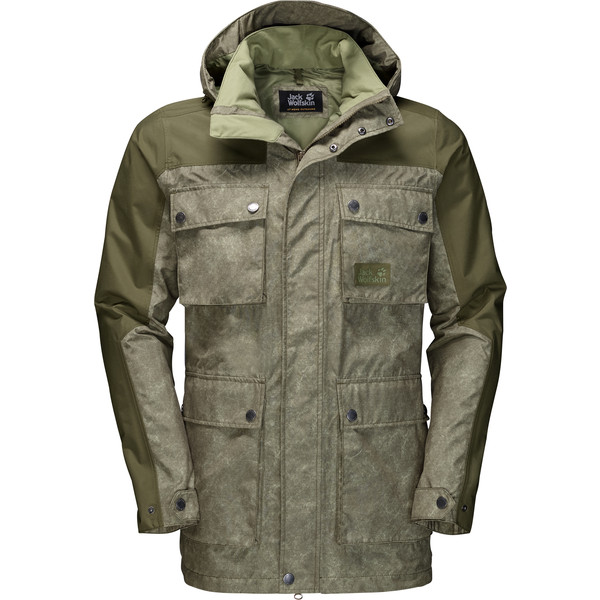 Jack Wolfskin Cavendish Jacket Männer - Regenjacke