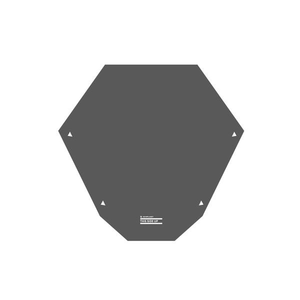 Heimplanet GROUND SHEET FISTRAL Unisex - Zeltzubehör